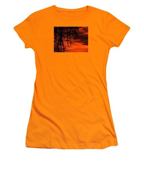 Lustre Women's T-Shirt (Athletic Fit)