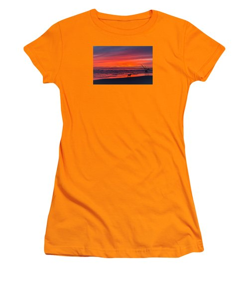 Women's T-Shirt (Junior Cut) featuring the photograph Nature by RC Pics