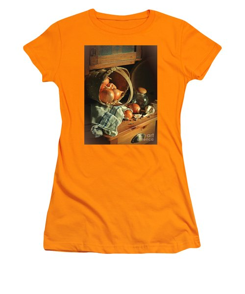 Onionart Women's T-Shirt (Athletic Fit)