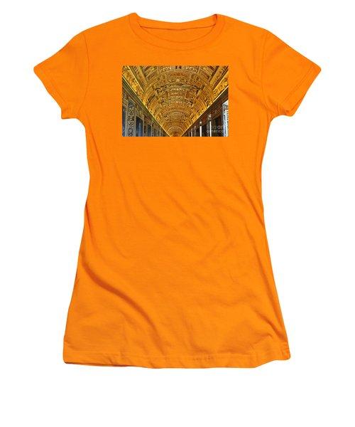 Vatican II Women's T-Shirt (Athletic Fit)