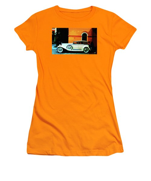 1930 Isotta-fraschini Women's T-Shirt (Athletic Fit)