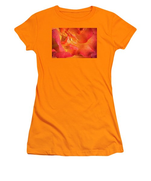 Floribunda Women's T-Shirt (Athletic Fit)