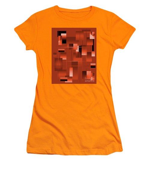 2022-2017 Women's T-Shirt (Junior Cut) by John Krakora