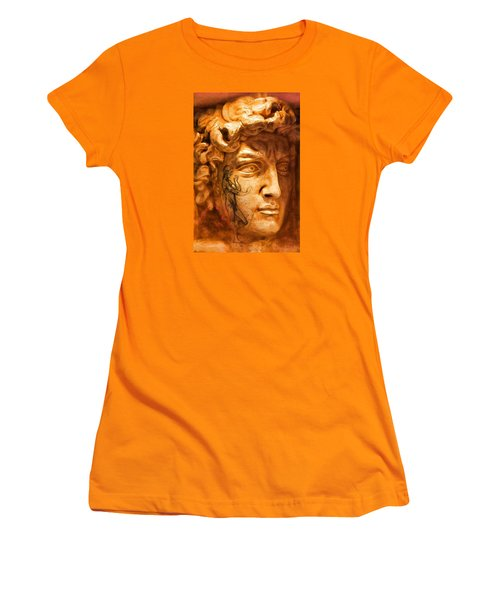 Venice Untitled Women's T-Shirt (Athletic Fit)
