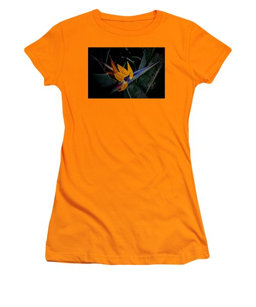 A Bright Blooming Bird Women's T-Shirt (Athletic Fit)