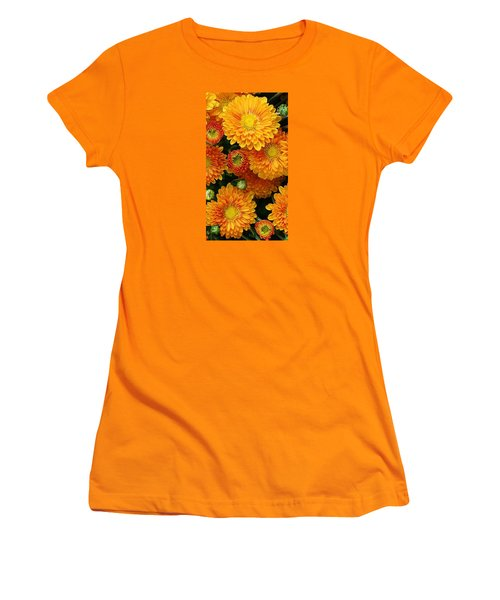 A Touch Of Autumn Women's T-Shirt (Athletic Fit)