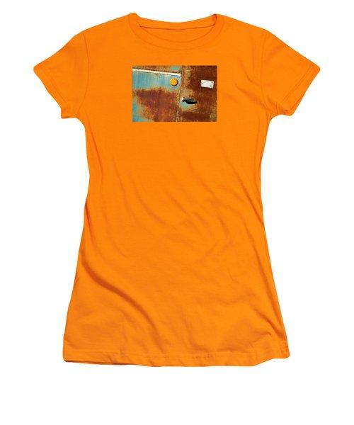 ab3 Women's T-Shirt (Junior Cut) by Catherine Lau