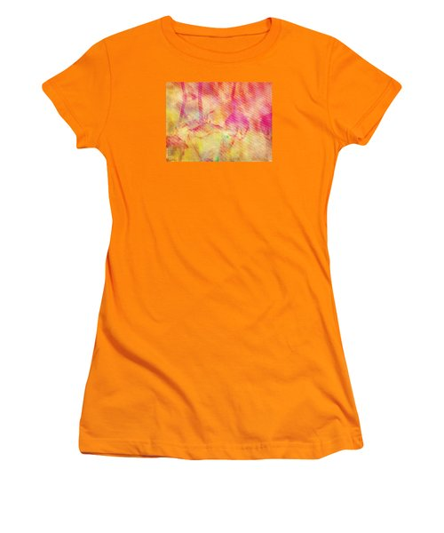 Abstract Photography 003-16 Women's T-Shirt (Athletic Fit)