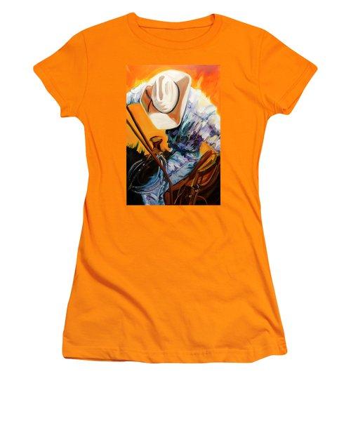 Action Jackson Women's T-Shirt (Athletic Fit)