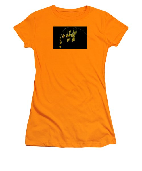 Along The Curve Women's T-Shirt (Athletic Fit)