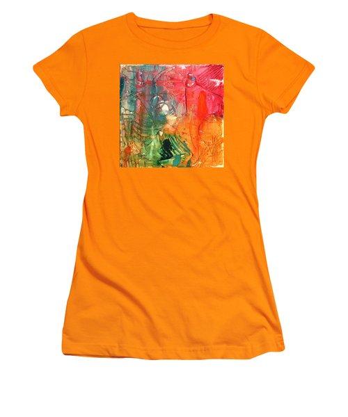 Amazon Women's T-Shirt (Junior Cut) by Phil Strang