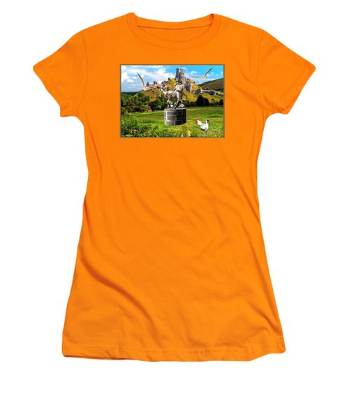 An Echo Of Past Time Women's T-Shirt (Athletic Fit)