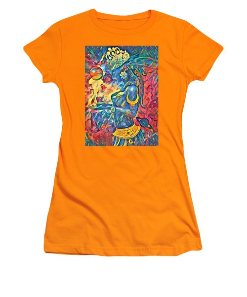 Answering The Call Women's T-Shirt (Athletic Fit)