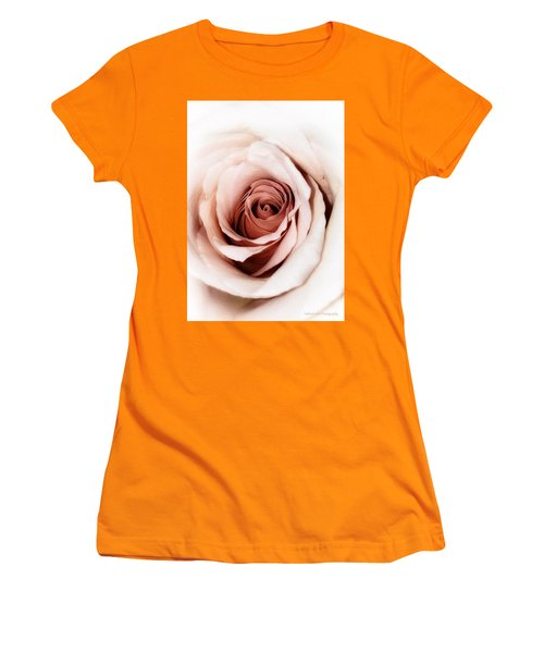Antique Rose Women's T-Shirt (Athletic Fit)