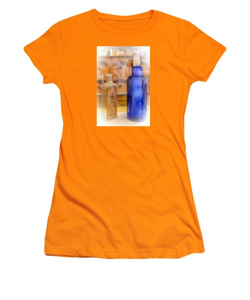 Apothecary Women's T-Shirt (Junior Cut) by Mary Timman