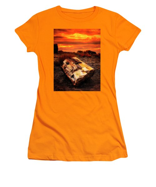 Arizona Sky  ... Women's T-Shirt (Athletic Fit)
