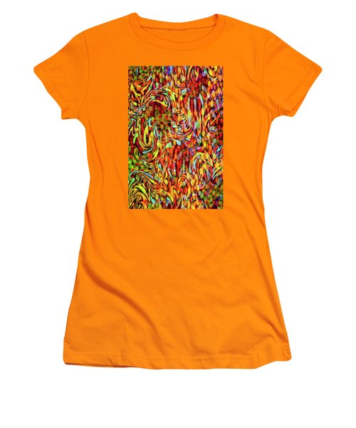 Artistic Flair Women's T-Shirt (Athletic Fit)