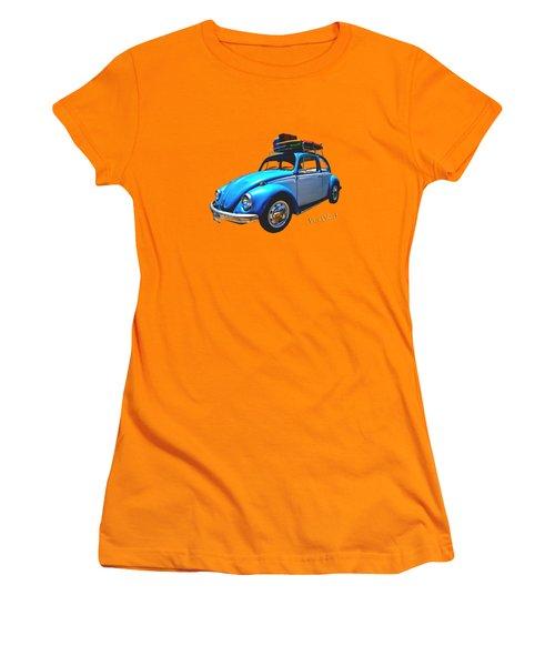 Classic Surf Rod Women's T-Shirt (Athletic Fit)