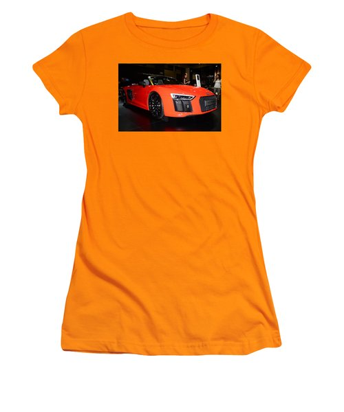 Audi R8 Women's T-Shirt (Athletic Fit)