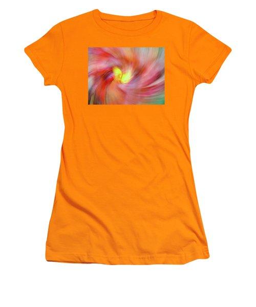 Autumn Foliage 12 Women's T-Shirt (Junior Cut) by Bernhart Hochleitner