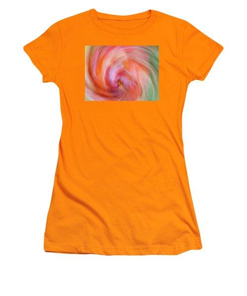 Autumn Foliage 14 Women's T-Shirt (Junior Cut) by Bernhart Hochleitner