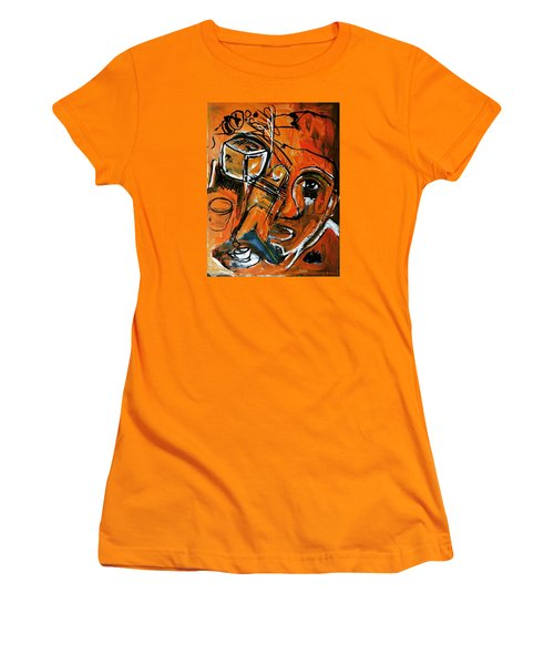 Baggage Women's T-Shirt (Junior Cut) by Helen Syron