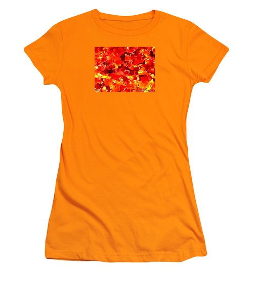 Beautiful Sunrise Women's T-Shirt (Athletic Fit)