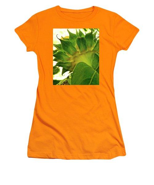 Beauty Beneath Women's T-Shirt (Athletic Fit)