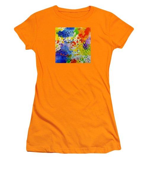 Big Risk, Big Life Women's T-Shirt (Junior Cut) by Tracy Bonin
