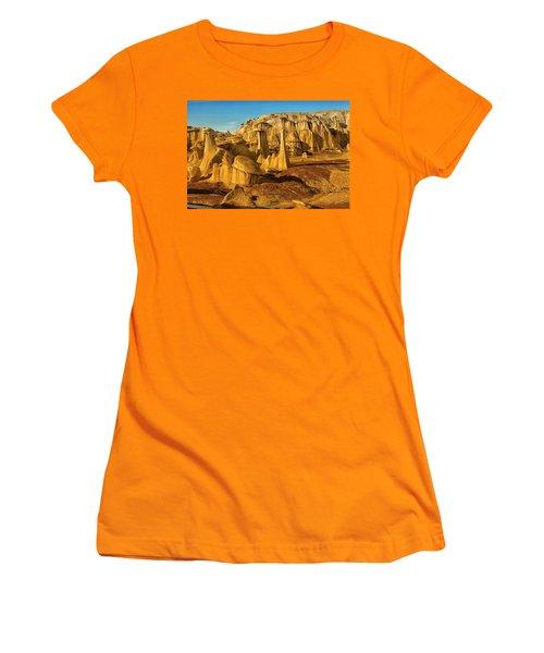 Bisti Badlands Fantasy Women's T-Shirt (Athletic Fit)