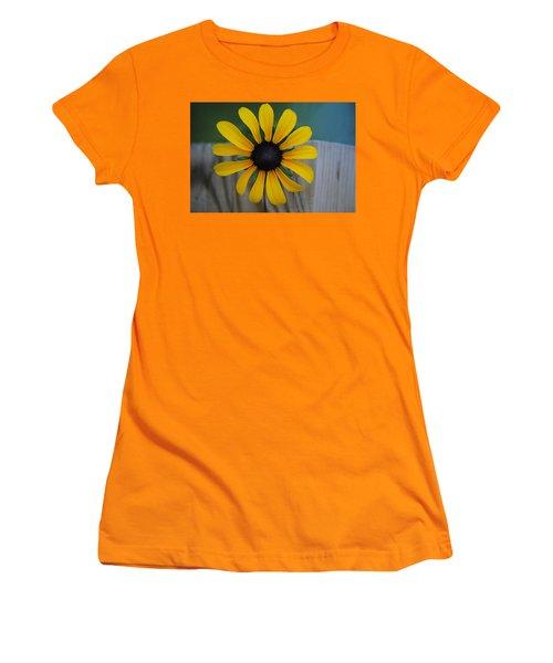 Black Eye Women's T-Shirt (Athletic Fit)