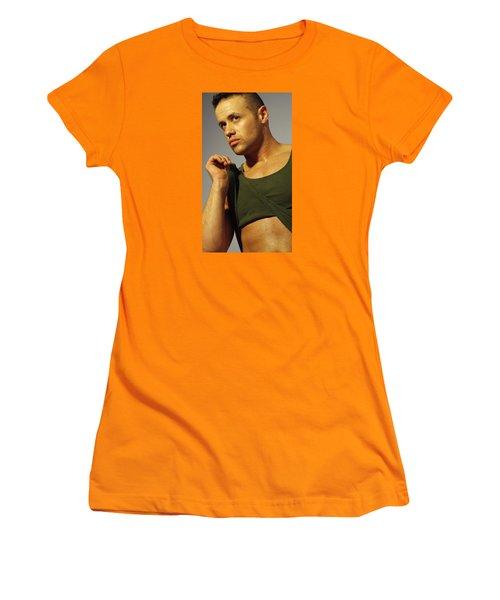 Bliss  The Look Women's T-Shirt (Junior Cut) by Jake Hartz