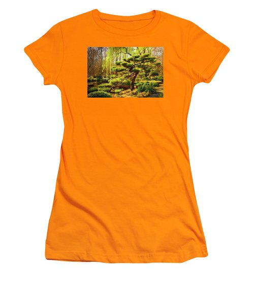 Bonsai Women's T-Shirt (Athletic Fit)