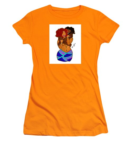 Boo Thang Women's T-Shirt (Junior Cut) by Diamin Nicole