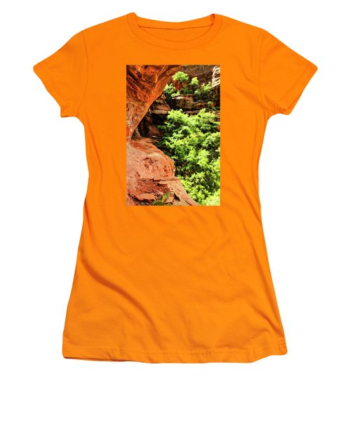 Boynton 04-631 Women's T-Shirt (Junior Cut) by Scott McAllister