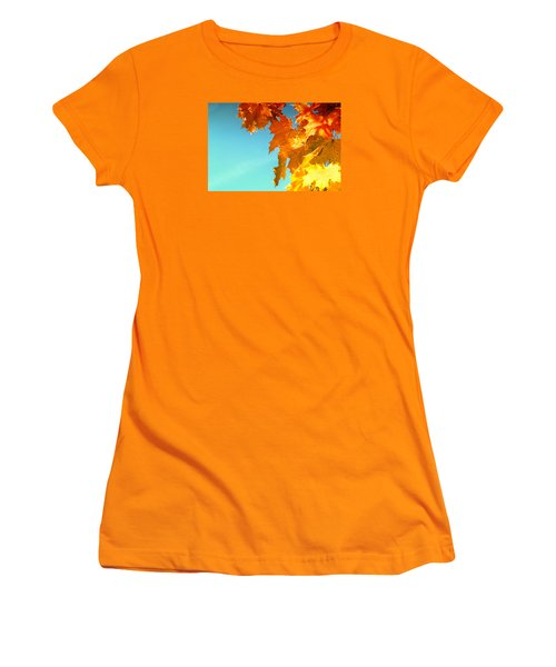 The Lord Of Autumnal Change Women's T-Shirt (Junior Cut) by John Williams