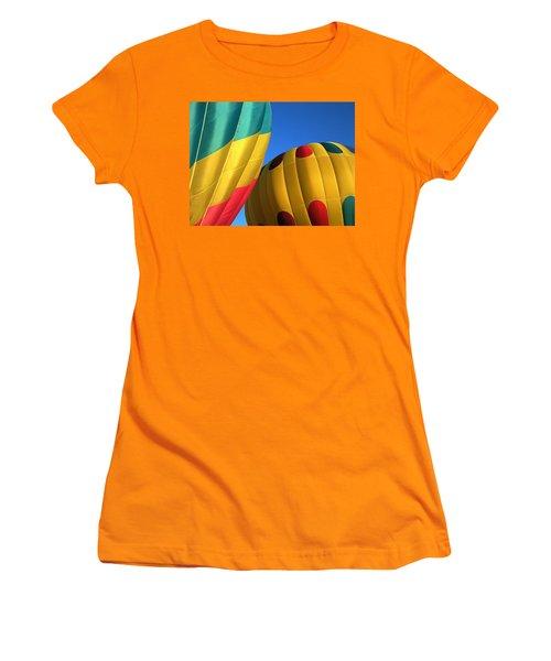 Bump Mates Women's T-Shirt (Athletic Fit)