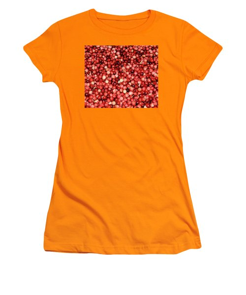 Cape Cod Cranberries Women's T-Shirt (Athletic Fit)