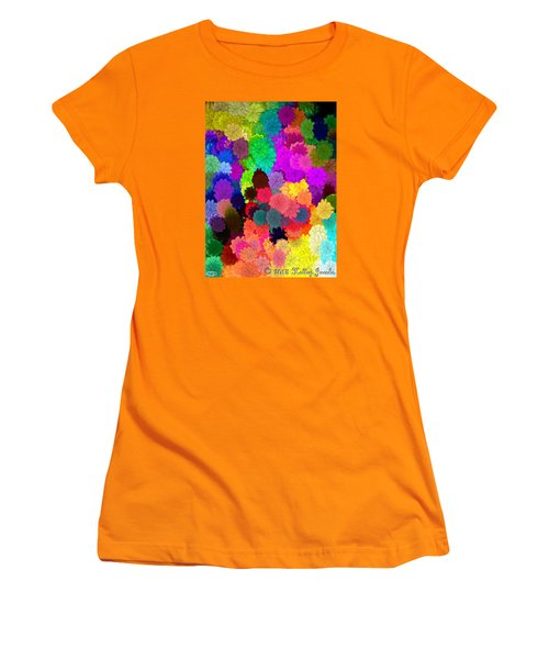 Catcha Little Groove Women's T-Shirt (Junior Cut) by Holley Jacobs