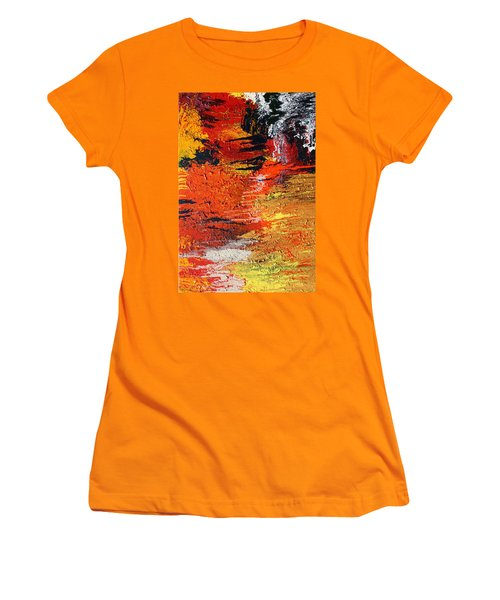 Chasm Women's T-Shirt (Junior Cut) by Ralph White