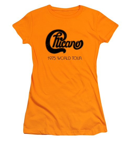 Chicano Women's T-Shirt (Junior Cut) by Mike Lopez