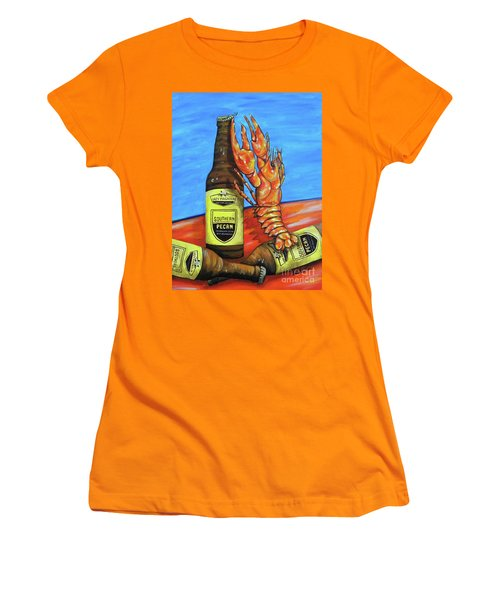 Claw Opener Women's T-Shirt (Athletic Fit)