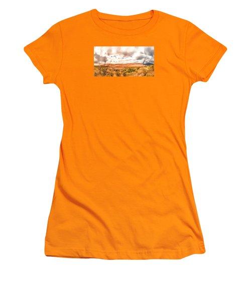 Colorado Dunes Women's T-Shirt (Athletic Fit)