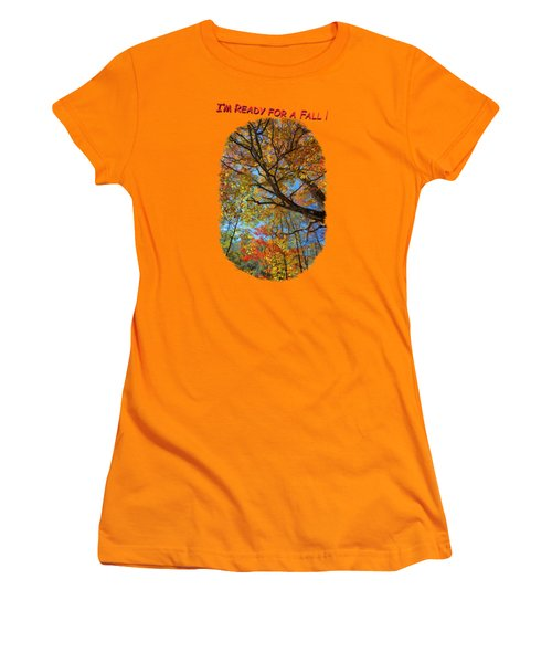 Colors On High 3 Women's T-Shirt (Athletic Fit)