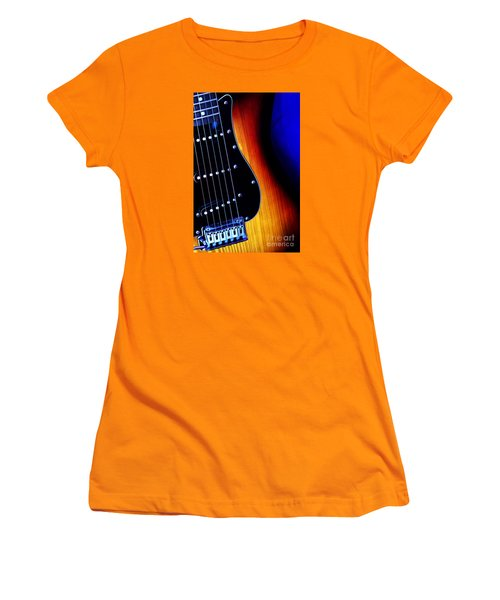 Women's T-Shirt (Junior Cut) featuring the photograph Come Play With Me  by Baggieoldboy