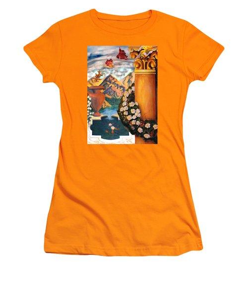 Composite Women's T-Shirt (Athletic Fit)