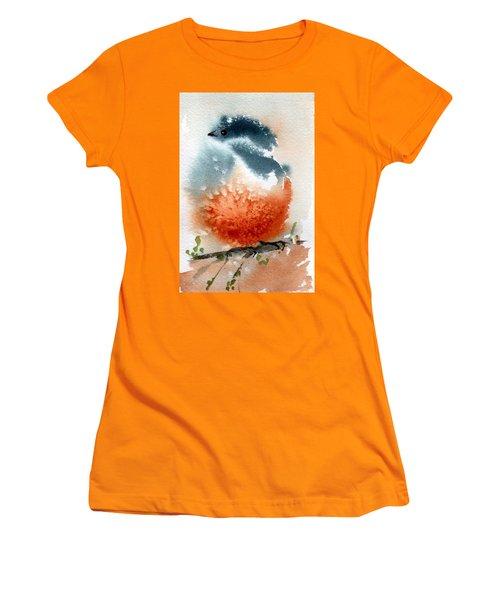 Contemplative  Women's T-Shirt (Athletic Fit)