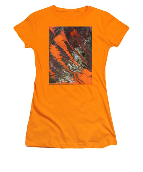 Convey Women's T-Shirt (Athletic Fit)