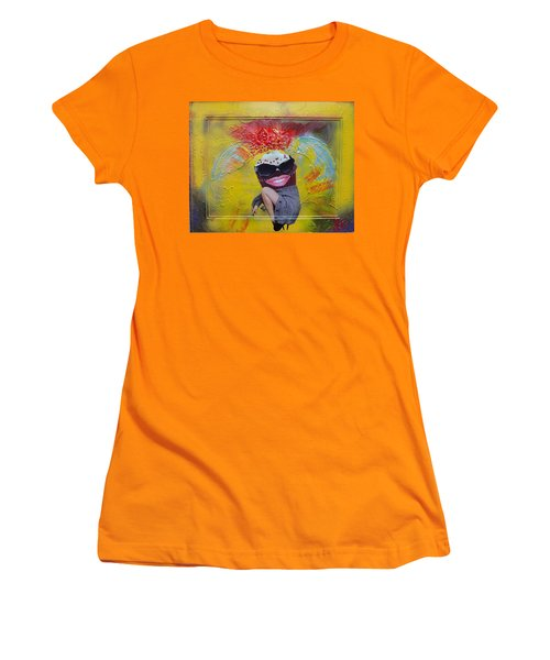 Cupcake Women's T-Shirt (Athletic Fit)