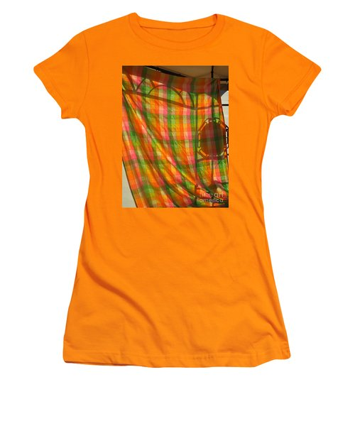 Women's T-Shirt (Athletic Fit) featuring the photograph Day Dreaming The Original by Marie Neder